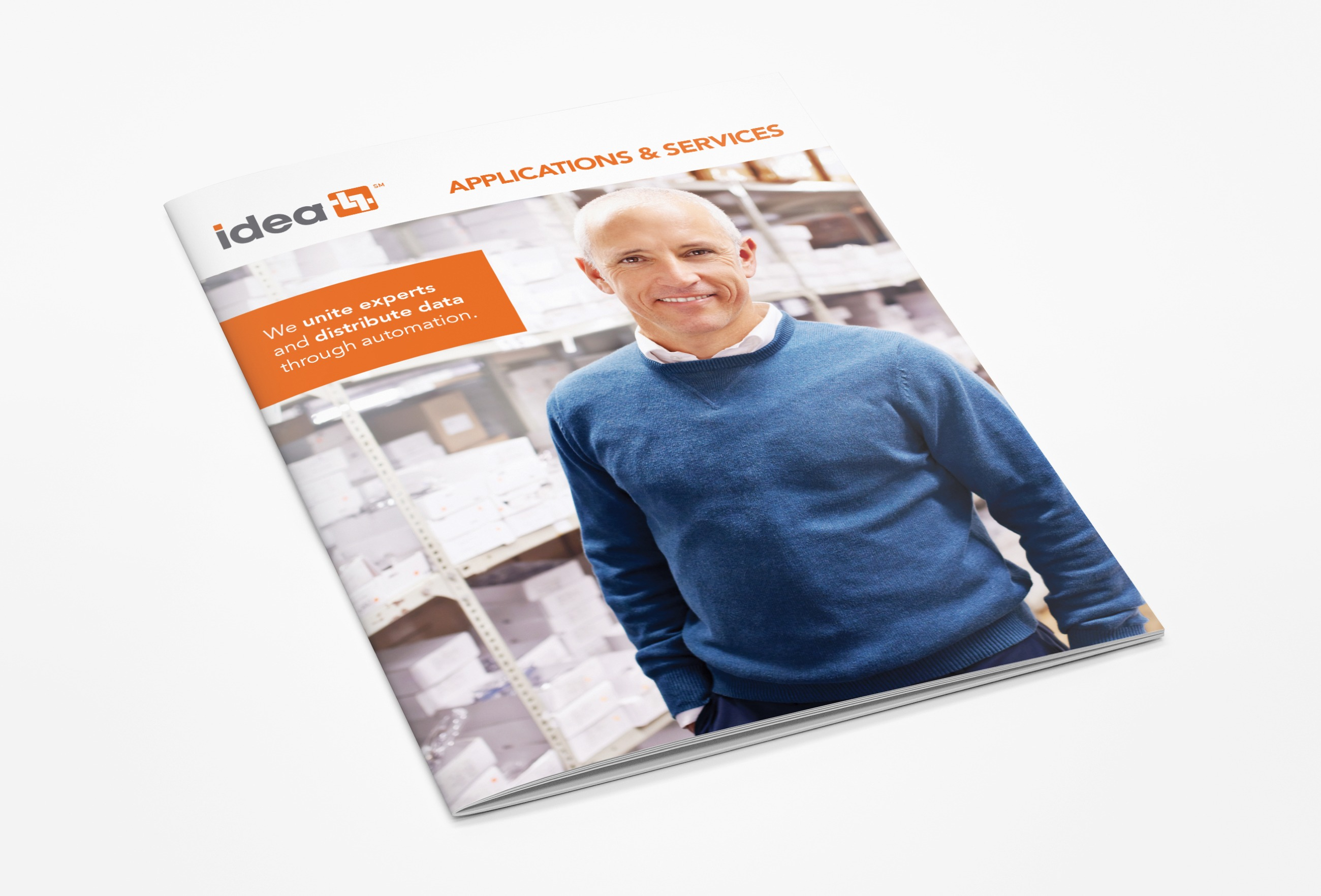 IDEA Products Brochure Cover