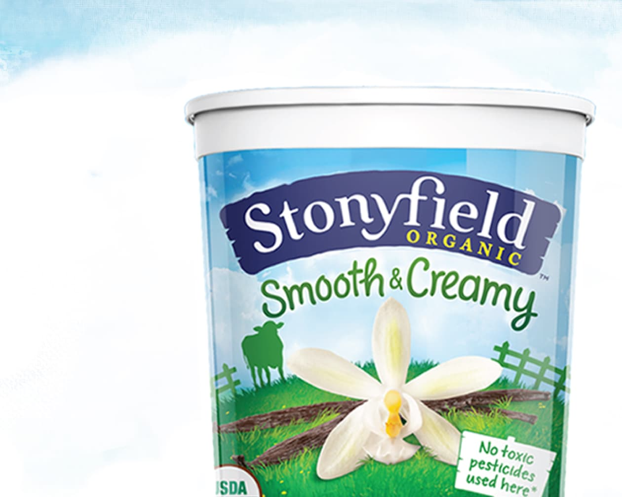 King Design Stonyfield Organic Yogurt Case Study