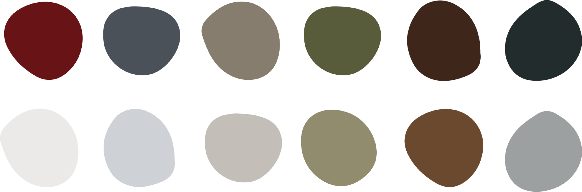 King Design The Miquon School Color Palette