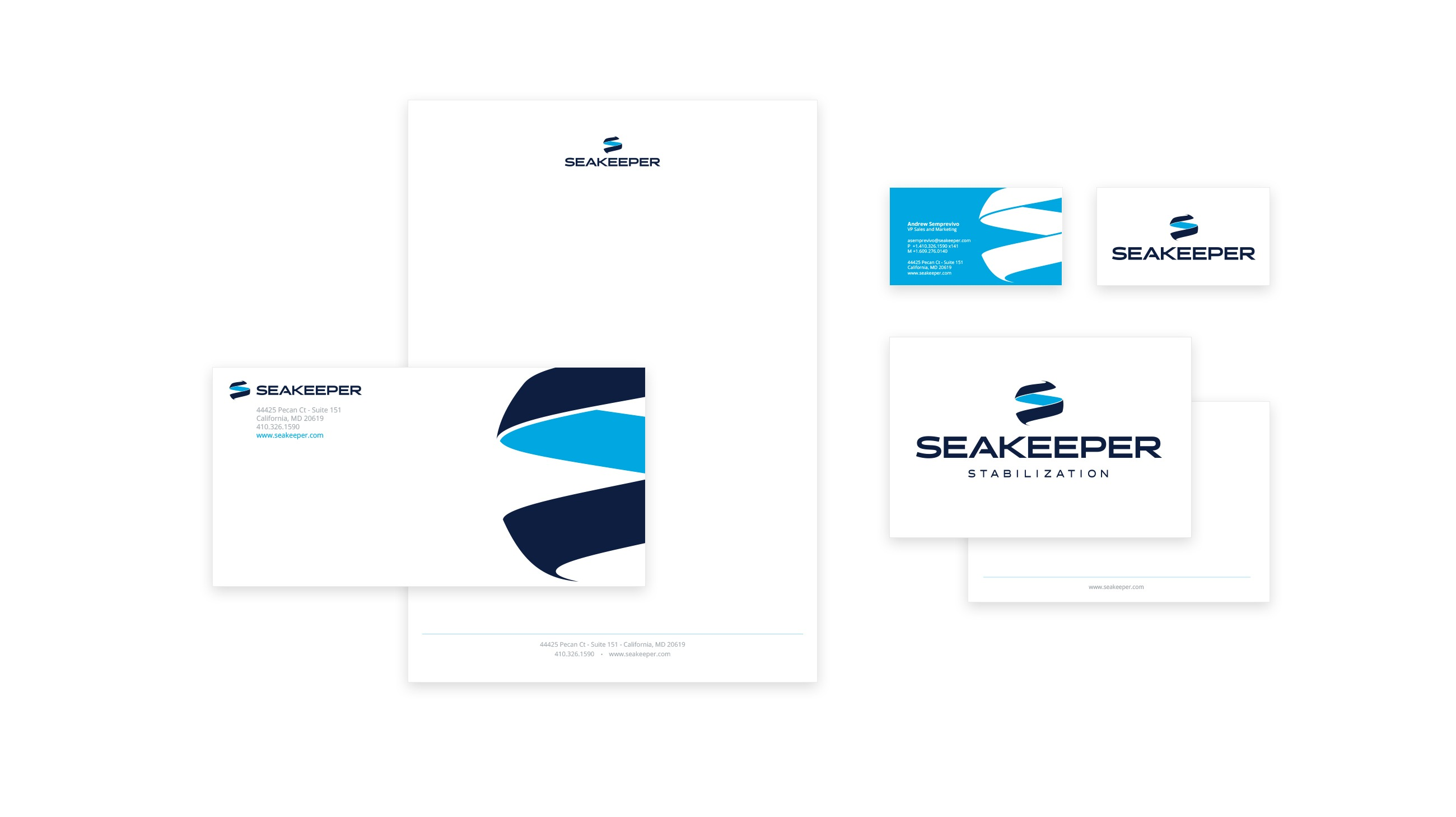 Seakeeper Stationary