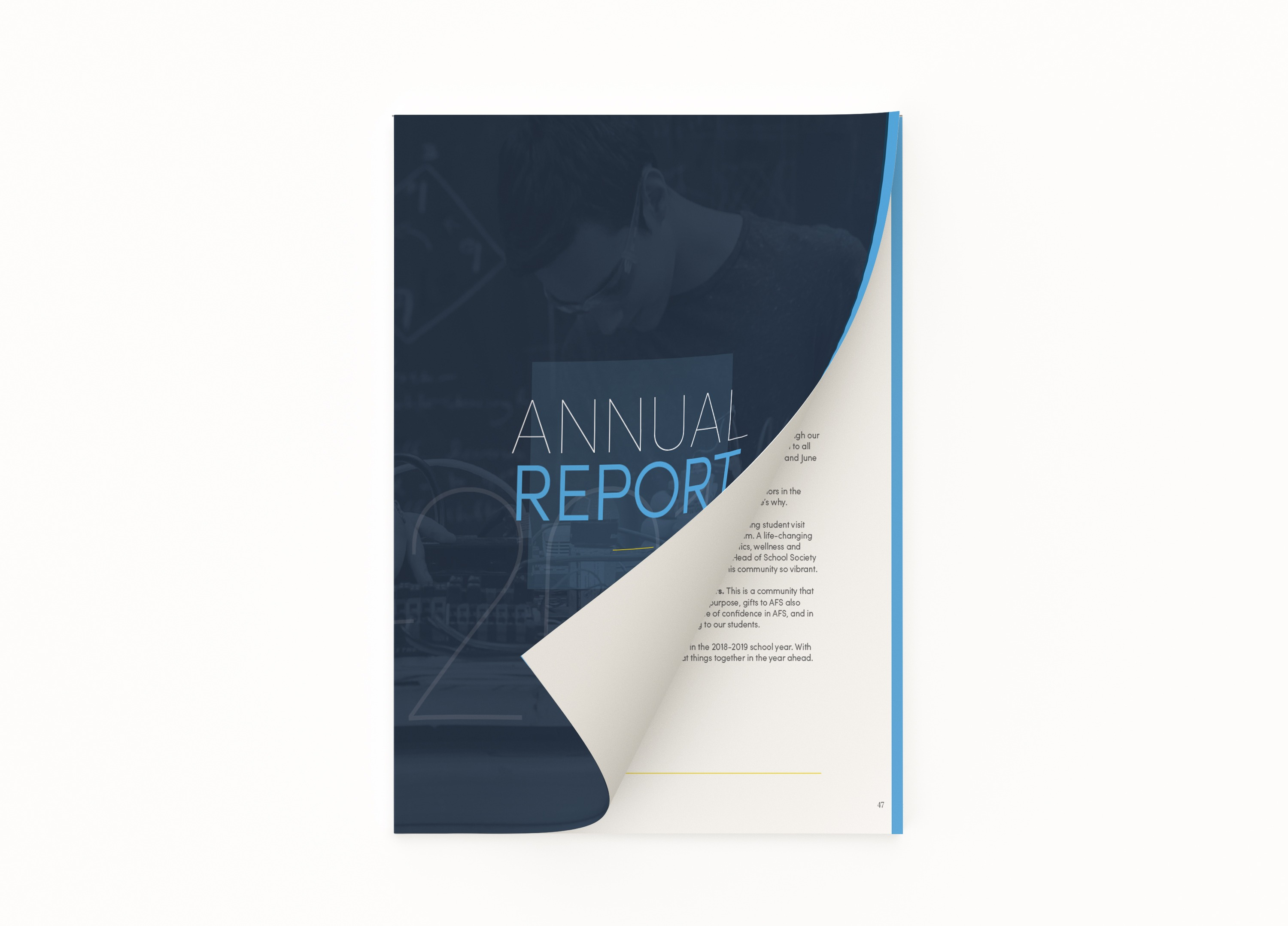 Afs Annual Report 1