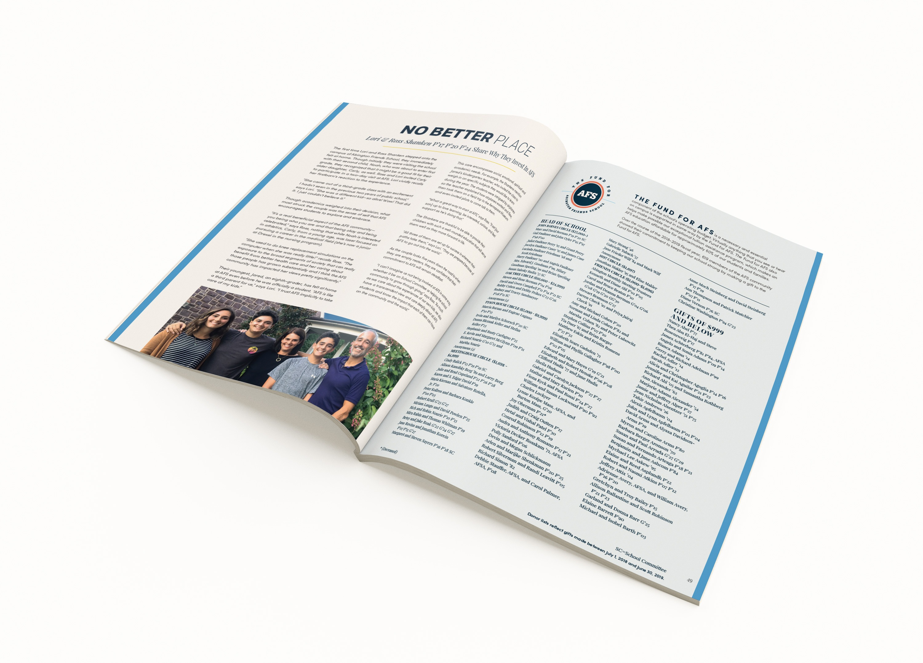 Afs Annual Report 2