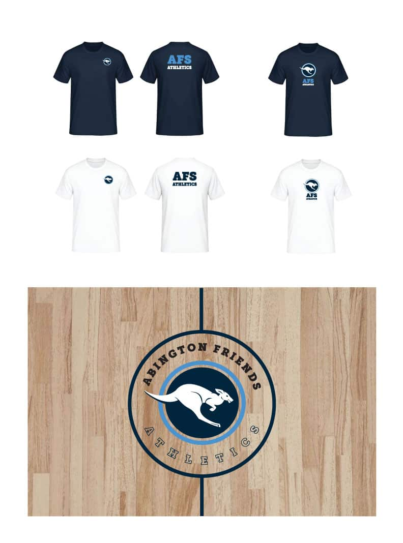 Afs Athletics Logo Styles