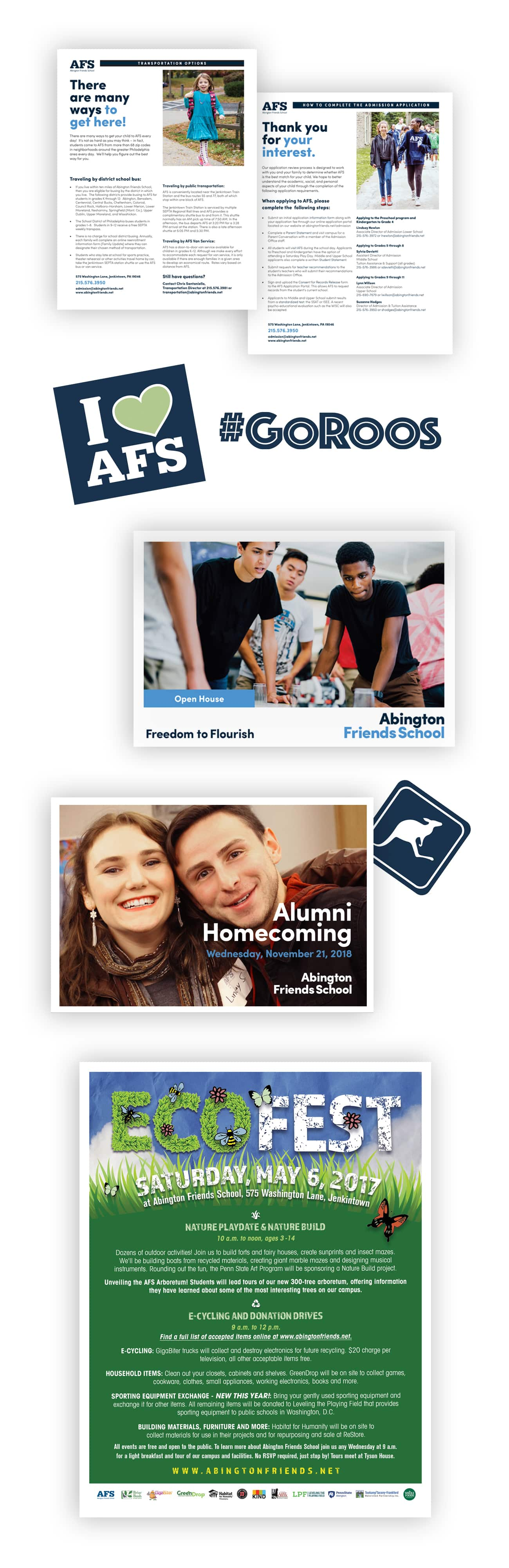 Afs Other Printed Materials