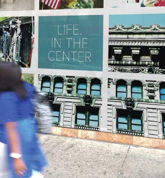 King Design Avenir Signage By Sidewalk