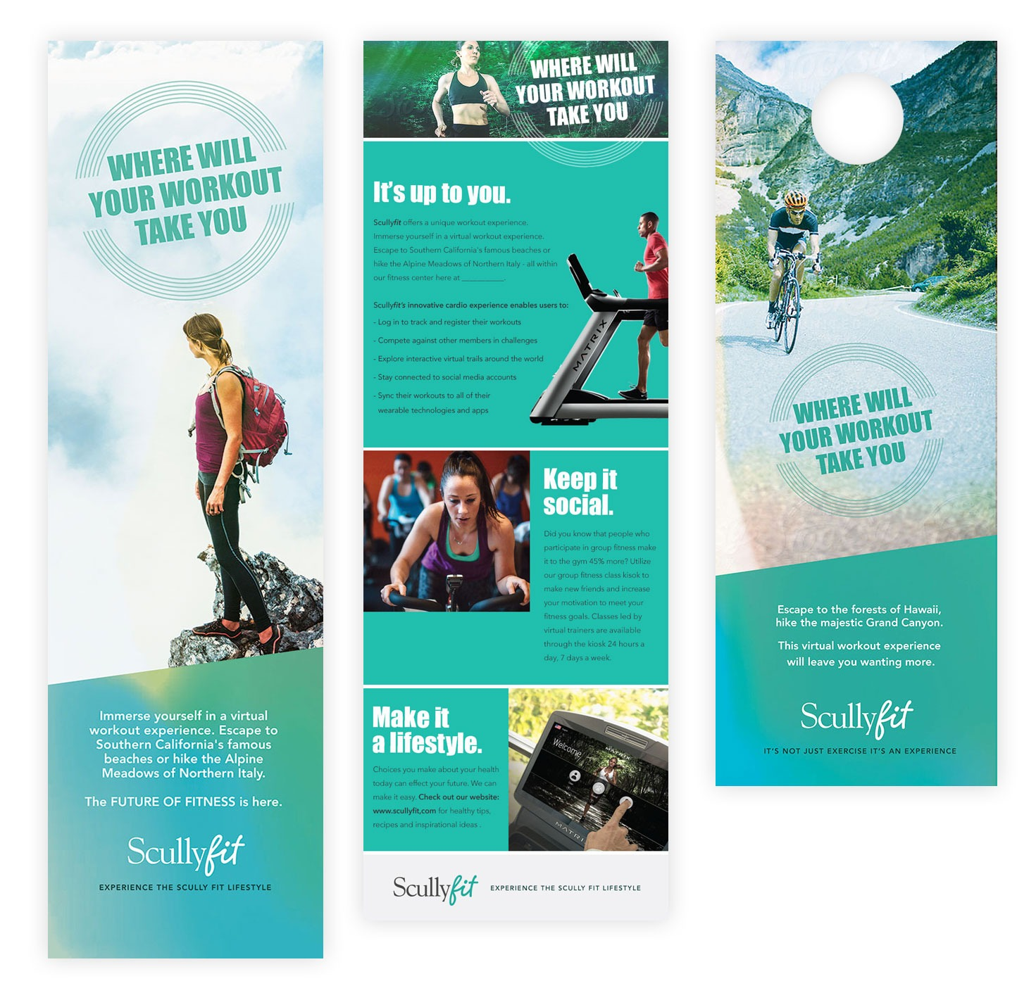 King Design Scullyfit Marketing