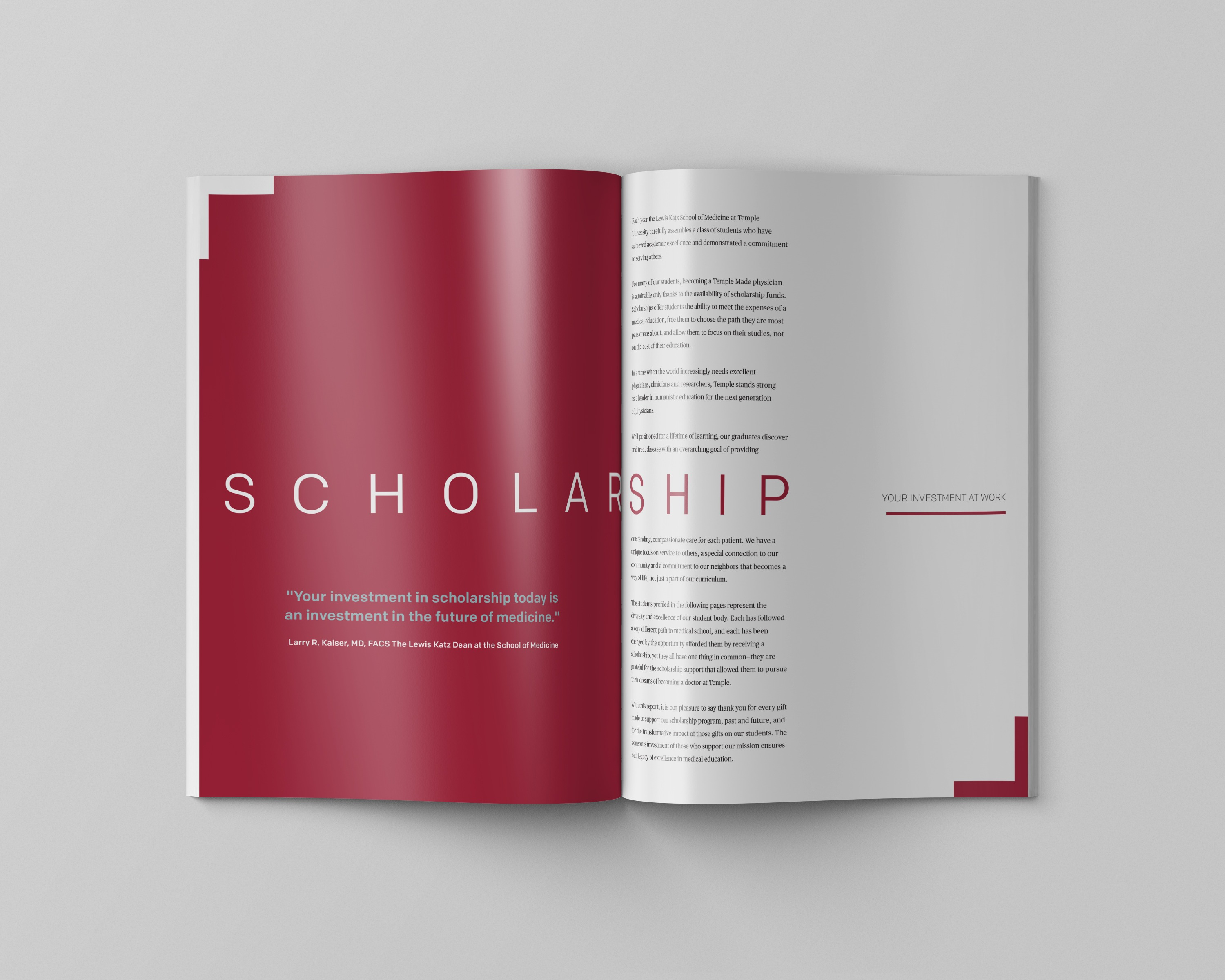 Temple Scholarship Report Spread1