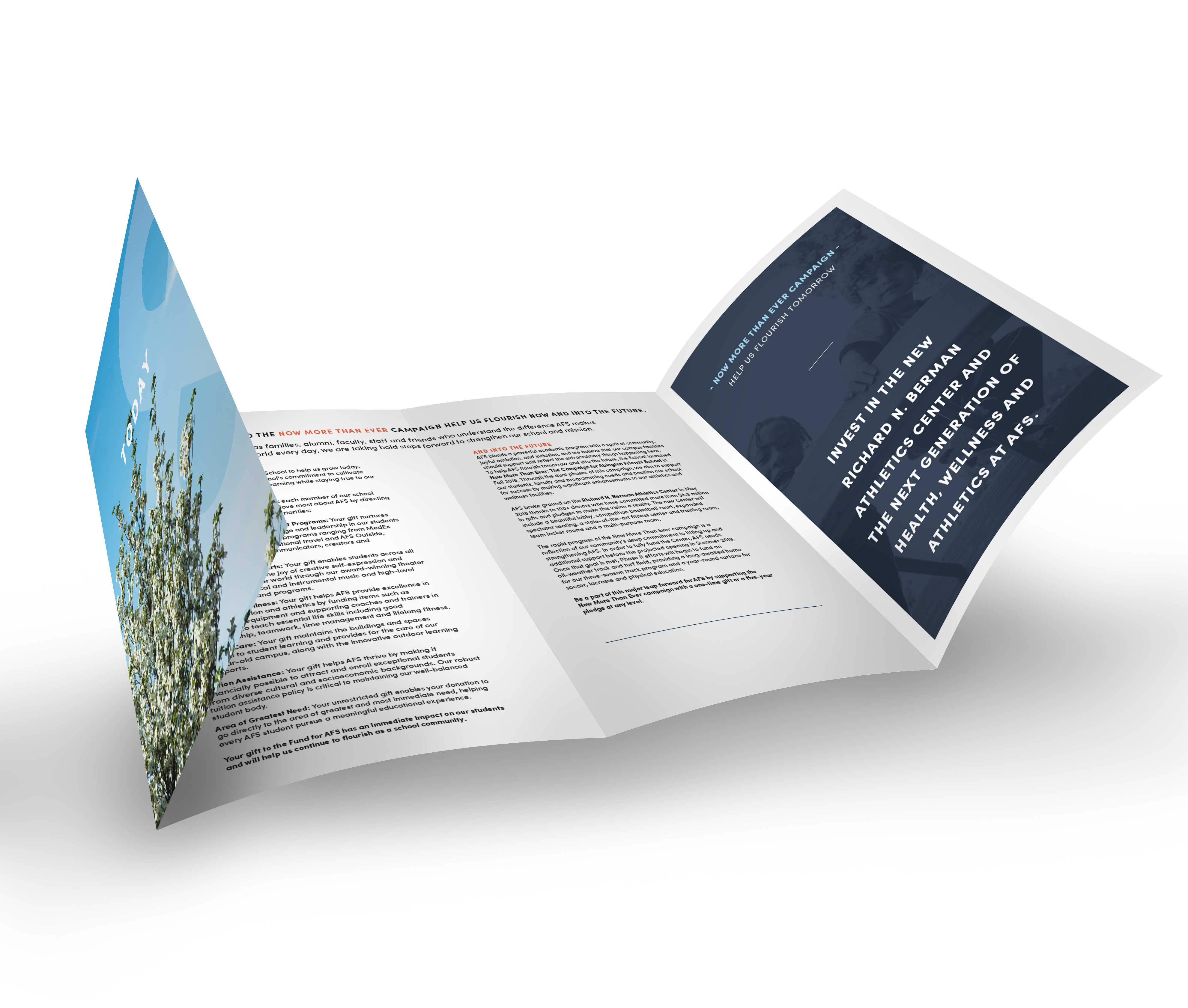 The Fund Brochure Inside