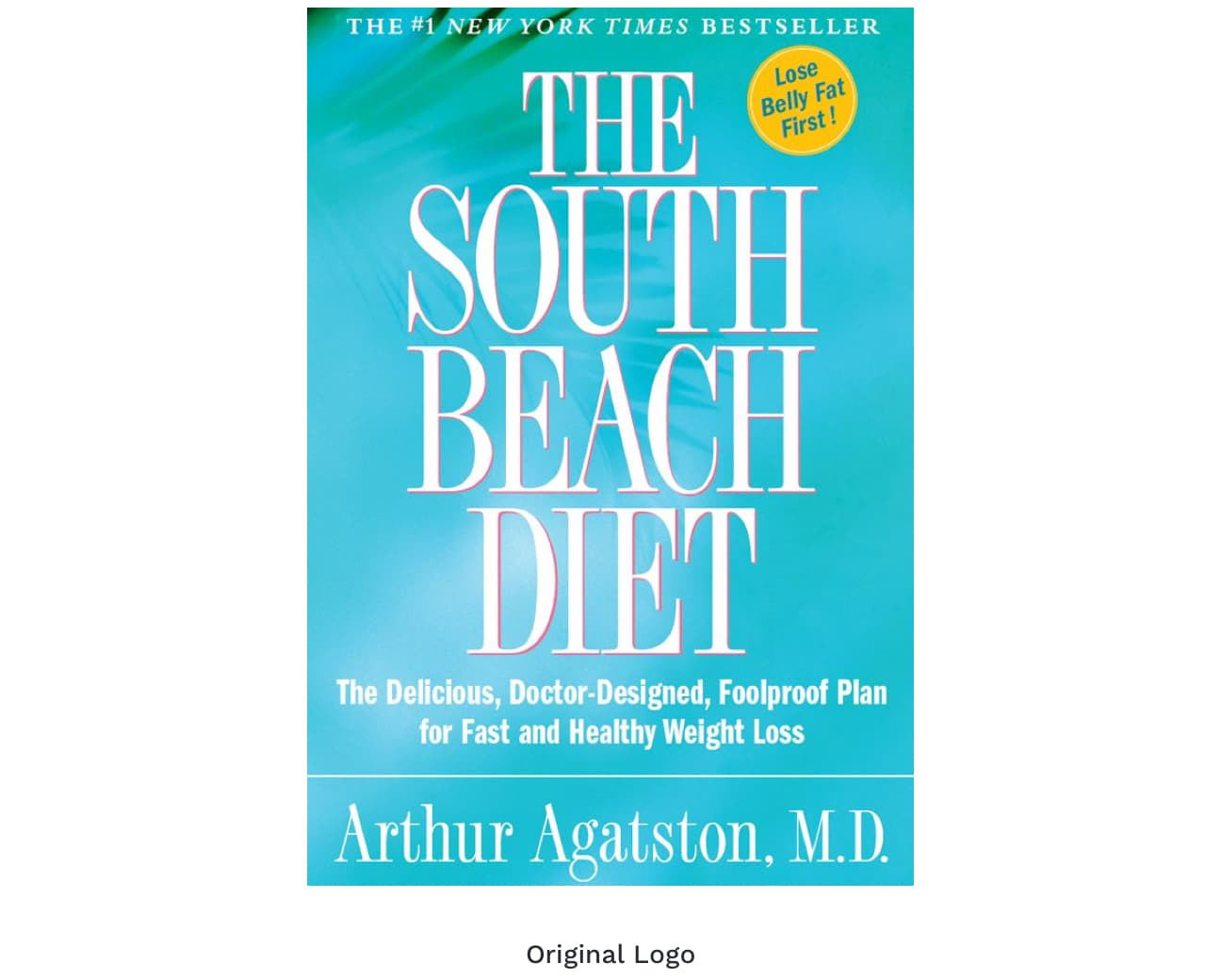King Design South Beach Diet Arthur Agatston MD Book
