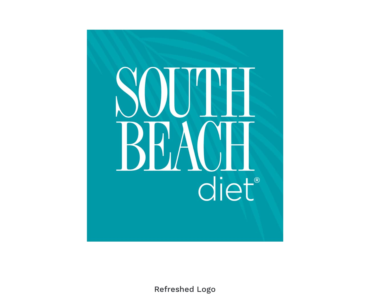 King Design South Beach Diet Logo Redesign Refresh
