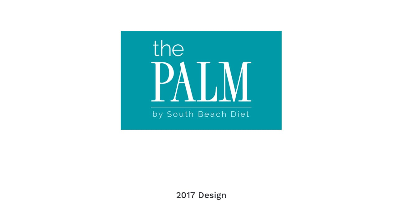 King Design South Beach Diet The Palm Blog 2017 Logo