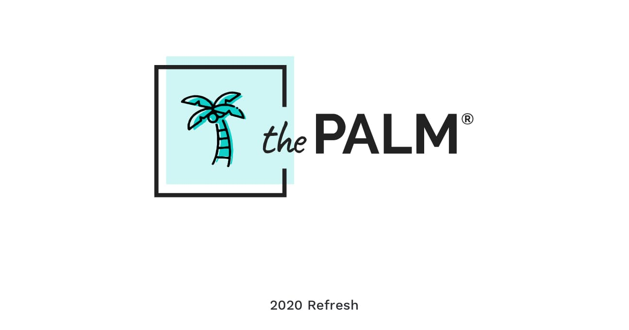 King Design South Beach Diet The Palm Blog 2020 Logo