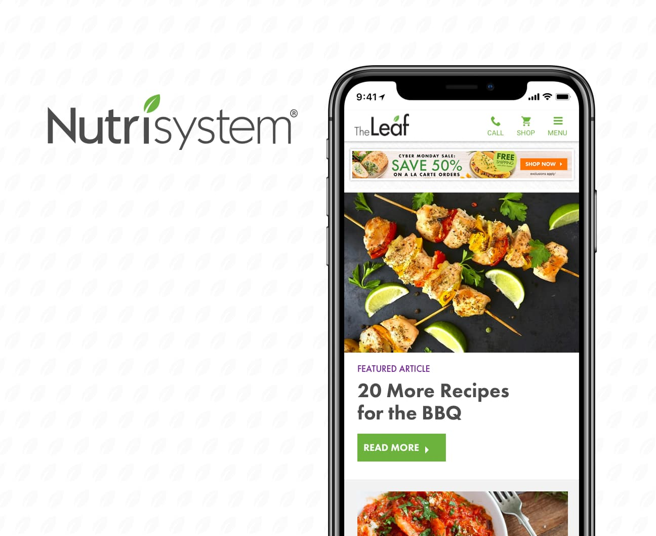The Leaf by Nutrisystem