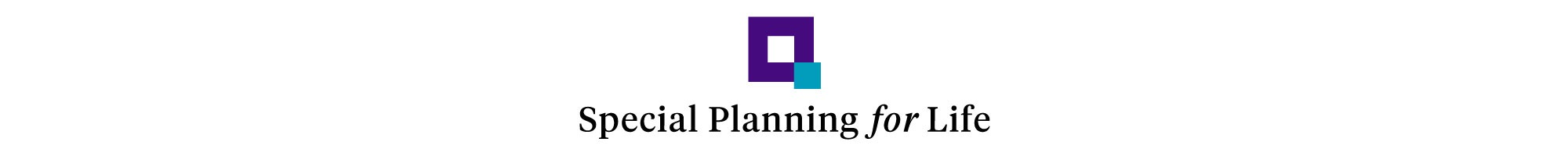 Special Planning For Life Logo